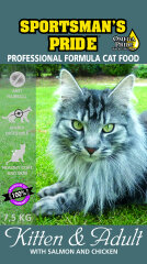 Sportsman's Pride kattemad - Professional Formula Cat Food